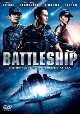 Battleship - Video CD cover