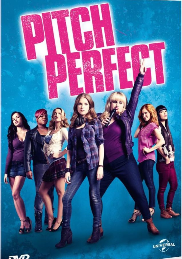 Pitch Perfect -  cover