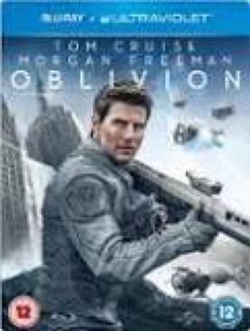 Oblivion - Steelbook  - Blu-ray cover