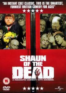 Shaun Of The Dead -  cover