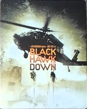 Black Hawk Down - Blu-ray cover