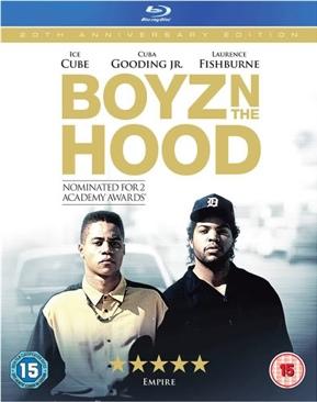 Boyz N the Hood - VHS cover