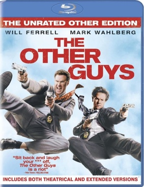 The Other Guys - CED cover