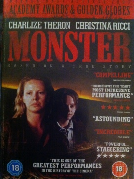Monster - VHS cover