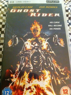 Ghost Rider - UMD cover