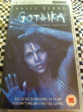 Gothika - UMD cover