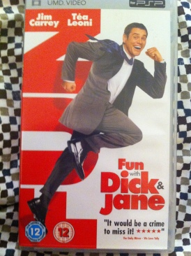 Fun with Dick and Jane - UMD cover