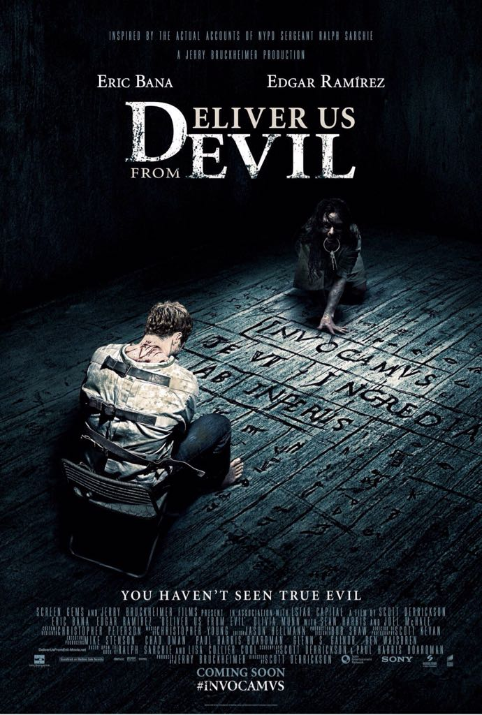Download Deliver Us from Evil (2014) YIFY Torrent for