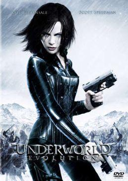 Underworld 2 : Evolution - DVD cover