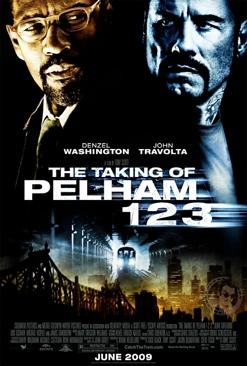 The Taking of Pelham 1 2 3 - Betamax cover