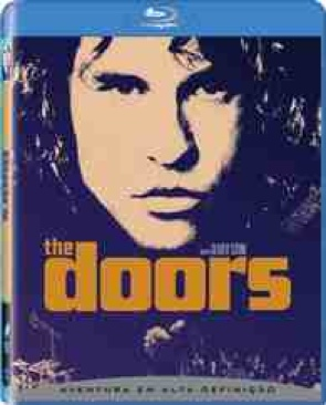 The Doors - Blu-ray cover