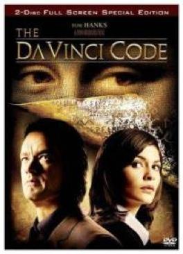 Da Vinci-koden Extended Cut - DVD cover