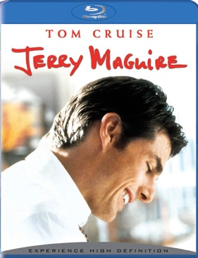 Jerry Maguire - Blu-ray cover