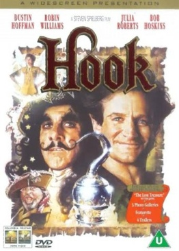 Hook - Video CD cover