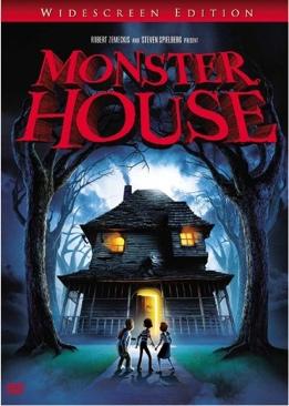 Monster House - DVD cover