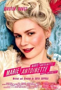 Marie Antoinette - DVD cover