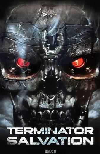 Terminator 4 : Salvation -  cover