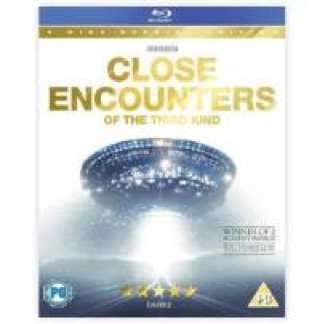 Close Encounters of the Third Kind - Blu-ray cover
