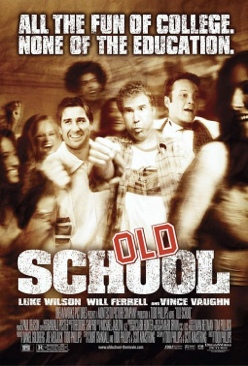 Old School - DVD cover