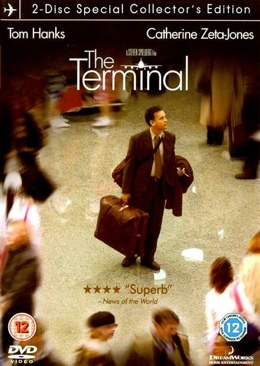 The Terminal - Laser Disc cover