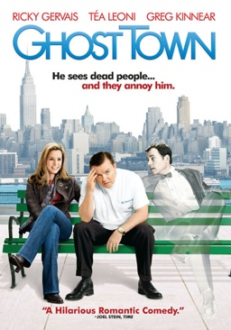 Ghost Town - DVD cover