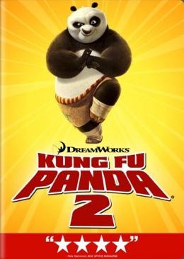 Kung Fu Panda 2 - UMD cover