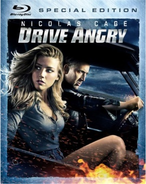 Drive Angry - Blu-ray cover