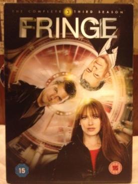 Fringe - DVD cover