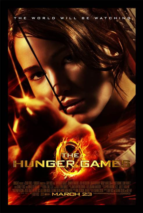 Hunger Games -  cover