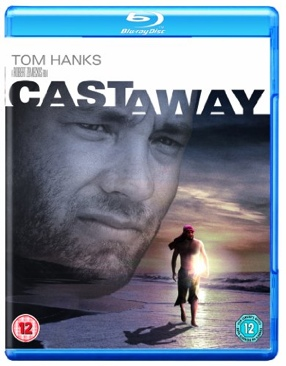 Cast Away - Blu-ray cover