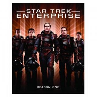 Star Trek: Enterprise -  cover