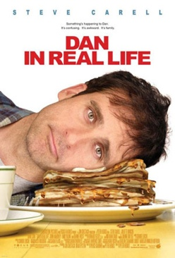 Dan In Real Life - DVD cover