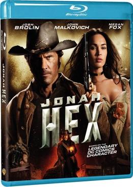 Jonah Hex - Blu-ray cover