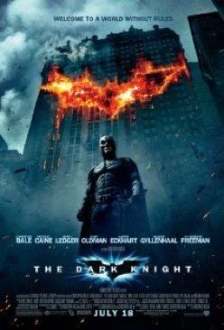 The Dark Knight 4K - Blu-ray cover