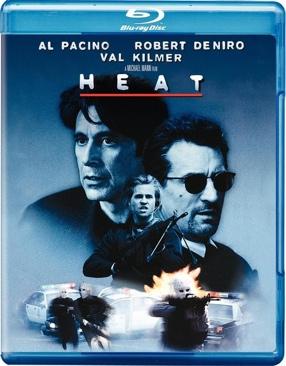 Heat - Blu-ray cover