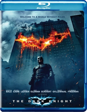 The Dark Knight - Blu-ray cover