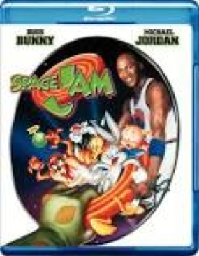 Space Jam - Blu-ray cover