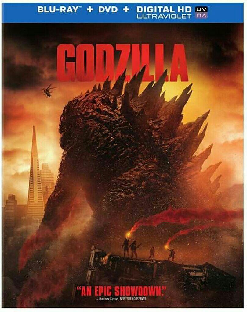 MonsterVerse 1: Godzilla -  cover