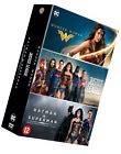 DC Universe - Coffret 3 Films DC COMICS -  cover
