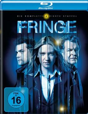 Fringe - Blu-ray cover