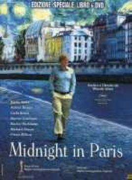 Midnight In Paris - DVD cover