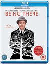 Being There - Blu-ray cover