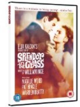 Splendor In The Grass - DVD cover