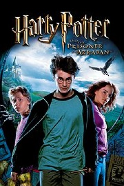 Harry Potter and the Prisoner of Azkaban - Blu-ray cover