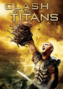 Clash of the Titans - CED cover