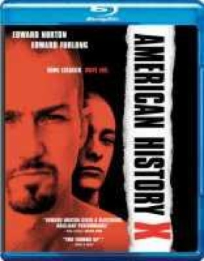 American History X - Blu-ray cover