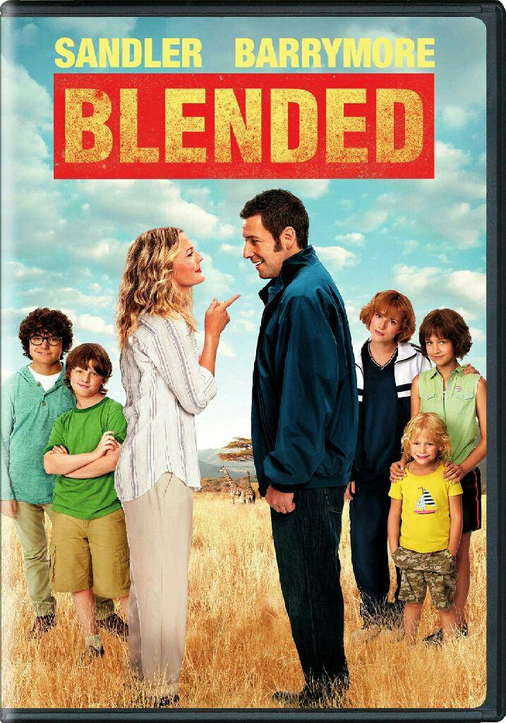 Blended -  cover