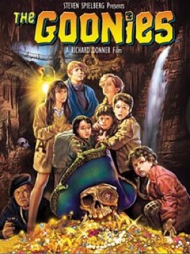 The Goonies - Blu-ray cover