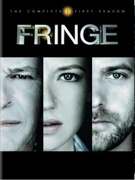 Fringe - HD DVD cover