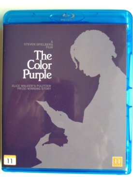 The Color Purple - Blu-ray cover